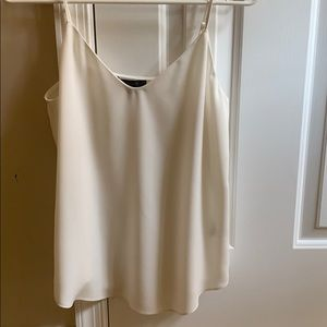 Jcrew white camisole